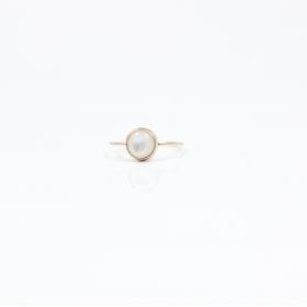 Minimalistic Golden Ring