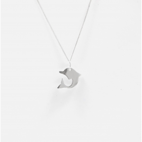 Sea Stories Dolphin Pendant