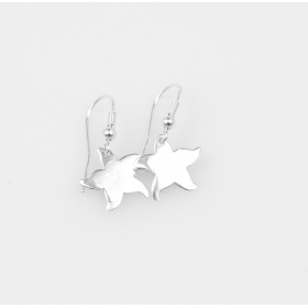 Sea Stories Starfish Earrings