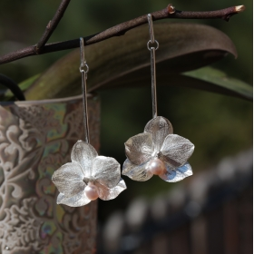 Orchids Earrings