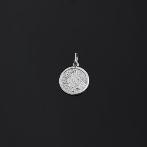 Medallion / Medal Mother with Child AGMK05