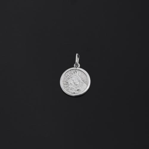 Medalik Matka Boska z Dzieciątkiem AGMK05
