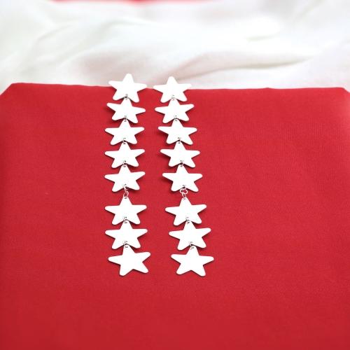 SHINE - Osiem Gwiazd kolczyki