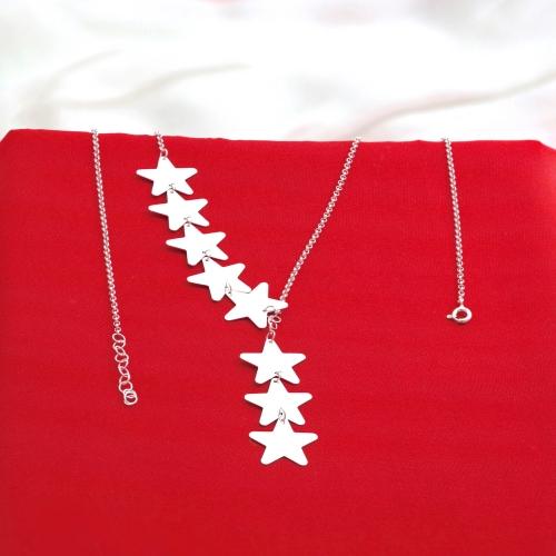 SHINE - Osiem Gwiazd naszyjnik