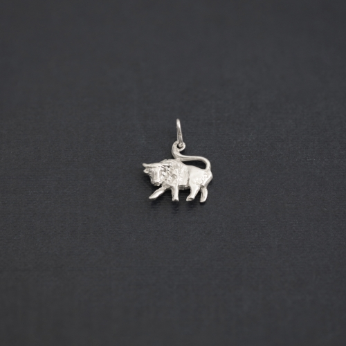 Zodiac sign necklace - TAURUS
