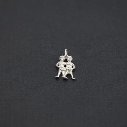 Zodiac sign necklace - GEMINI