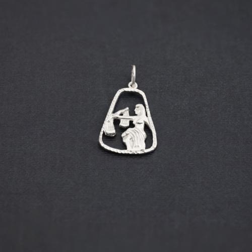 Zodiac sign necklace - LIBRA