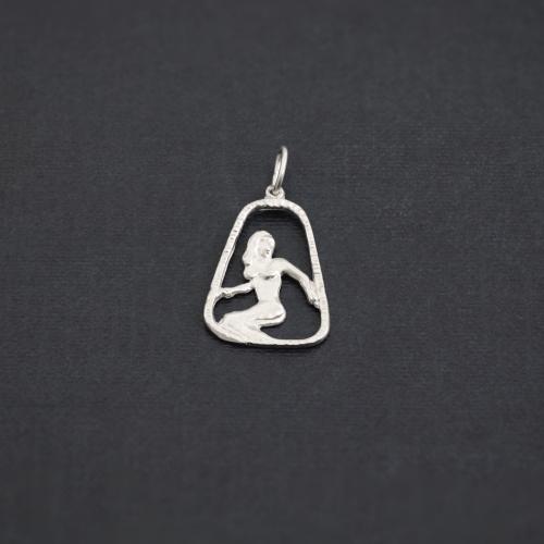 Zodiac sign necklace - VIRGO