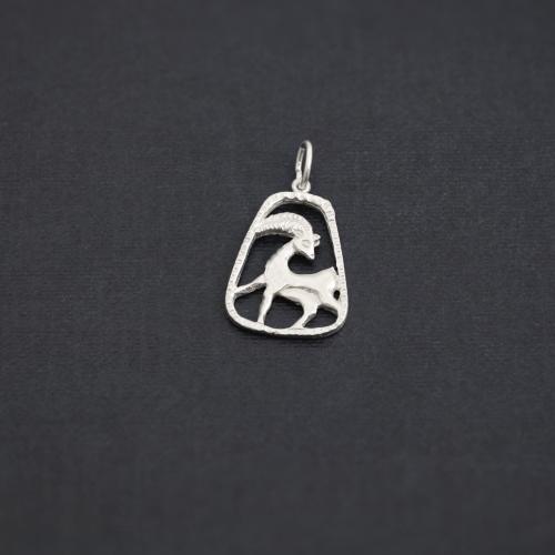Zodiac sign necklace - CAPRICORN