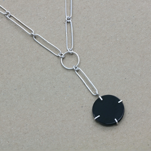 Beyond Time necklace